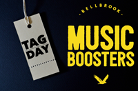 Bellbrook Music Booster Tag Day Fundraiser