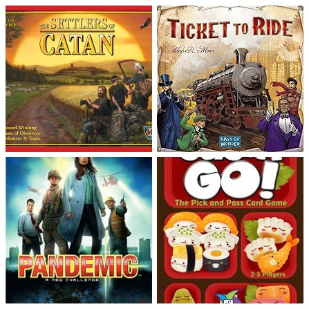 Board Game Examples